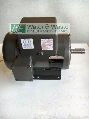 WECO-L1430T 5 HP 1725 RPM NEW BALDOR ELECTRIC MOTOR SAME AS L1430T 36M926T077G5