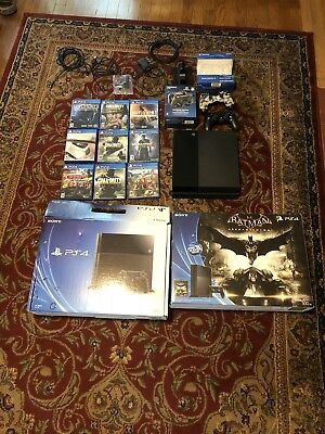Sony PlayStation 4 CUH-1215A 500 GB PS4 Console - Accessories