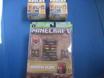 minecraft figures toys lot mix