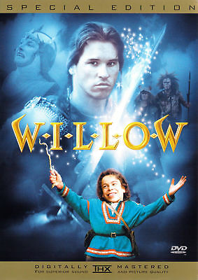 WILLOW DVD 2003 SPECIAL EDITION - NEW SEALED RARE DVD OOP
