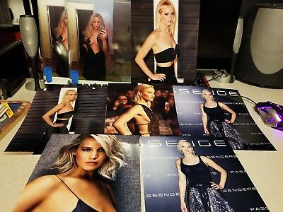 Jennifer Lawrence Eight 8x10s- Perfect for autographs Photos to get signed