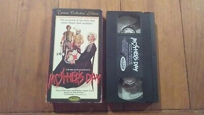 MOTHERS DAY VHS CHARLES KAUFMAn