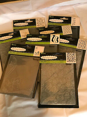 CLEARANCE SALE - Darice Embossing Folders - ALL BRAND NEW