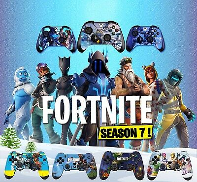 NEW Fortnite Battle Royale Skin For PS4 Sony Playstation 4  Xbox one Controller