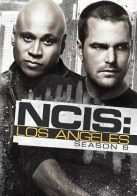 NCIS Los Angeles The Ninth Season 9 DVD20186-Disc Set NEW LA Complete 9th