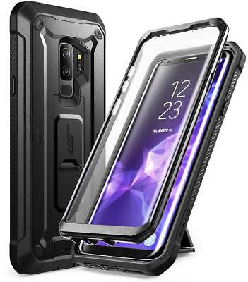 SUPCASE Samsung Galaxy S9- Plus Case UB Rugged Cover -Screen Protector Kickstand