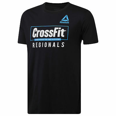 Reebok Mens CrossFit Regionals Customization Tee