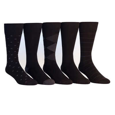 NEW Kirkland Signature Mens Cushioned Crew Dress Sock VARIETY SIZE - COLORS