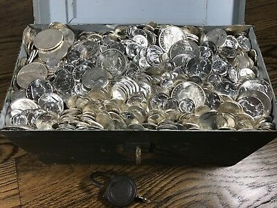 OLD UNCIRCULATED SILVER COIN MIXED MONEY ESTATE SALE LIQUIDATION SETS LOT COIN