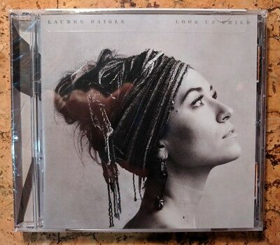 LAUREN DAIGLE LOOK UP CHILD Brand New Factory Sealed CD Centricity 2018