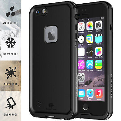 For Apple iPhone 6  6s Plus Case Waterproof Shockproof Cover wScreen Protector
