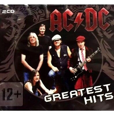 2CD ACDC  GREATEST HITS Collection