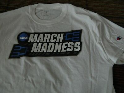 NCAA MARCH MADNESS T-SHIRT M