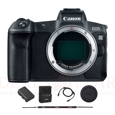 Canon EOS R Mirrorless Digital Camera Body 30-3 MP Full-Frame