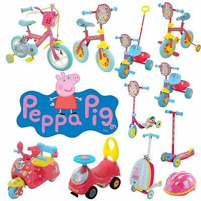 Peppa Pig Scooters, Bikes, Helmets, Trikes, Scooters & More - MV Sports