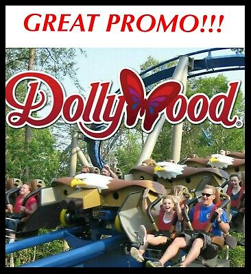 DOLLYWOOD TICKETS PROMO SAVINGS DISCOUNT TOOL - SPLASH COUNTRY  BEST DEAL