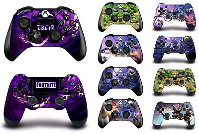 Fortnite Battle Royale Skin For PS4 Playstation4  Microsoft Xbox One Controller