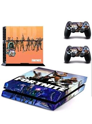 Hot Fortnite Battle Royale Skin For PS4 Sony Playstation 4