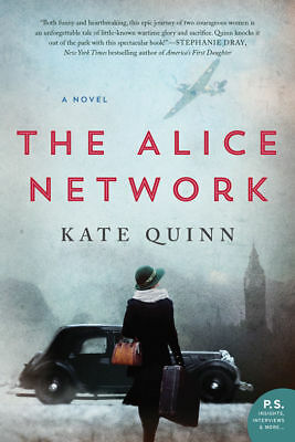 The Alice Network A Novel by Kate Quinn  FAST Delivery  -PDF-