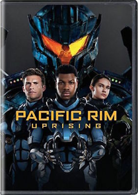 Pacific Rim Uprising DVD - Widescreen  New - Factory Sealed