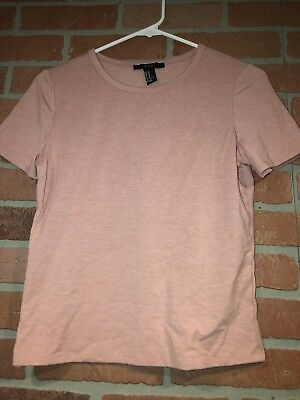 Pink Forever 21 T-Shirt Size Small