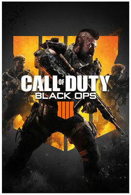 Call of Duty Black Ops 4 - Standard Sony PlayStation 4 2018