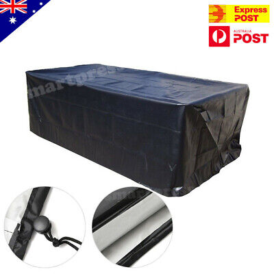 789ft Outdoor Pool Snooker Billiard Table Cover Polyester Waterproof Dust Cap