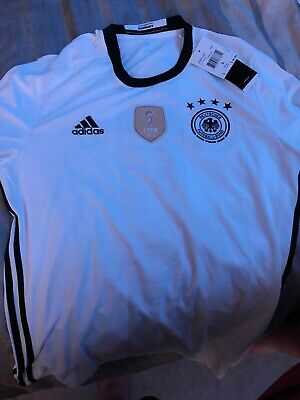 Team Germany World Cup Champions Jersey Large 2014