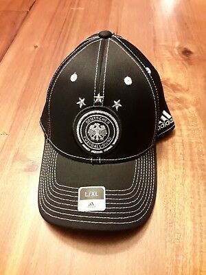 Germany World Cup 14 Deutschland Adidas LXL Hat New Rare