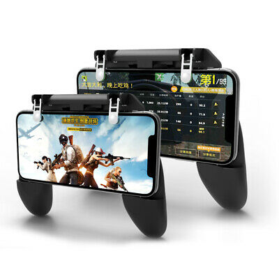 For PUBG-Fortnite Mobile Phone W10 Game Controller Gamepad Joystick Fire Trigger