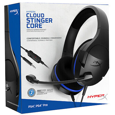 HyperX Cloud Stinger Core - Gaming Headset for PS4 Nintendo Switch Xbox One