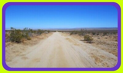 5 ACRES LOS ANGELS COUNTY LANCASTER AREA CALIFORNIANO RESERVE