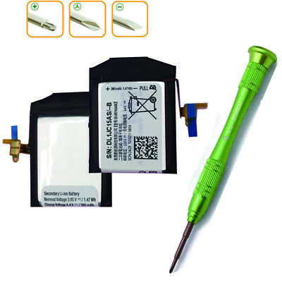 OEM Battery For Samsung Gear S3 Frontier  Classic SM-R760 SM-R765 SM-R770-Tools