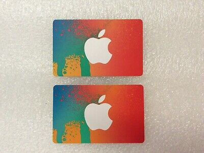 75 iTunes gift cards