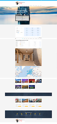 Affiliate Travel - Hotel Website More Features Than You Can Imagine with booking