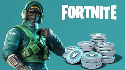 Fortnite Bundle with 2000 V-Bucks Counterattack Code -Epic Game code