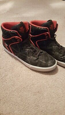 Supra shoes men Size 12