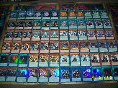 72 Card Endymion Deck Pendulum Mighty Shining Dwimmered Path Spellbook SR08
