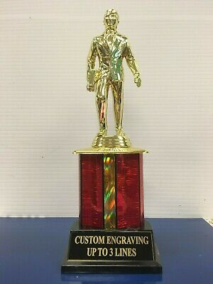 Dundie Trophy Award w custom engraving The Office Dundee 10 12