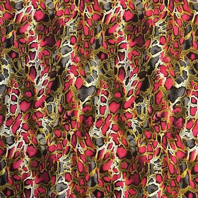African Print Fabric 100 Cotton 44 wide sold by the yard 90209-2