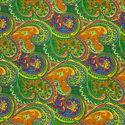 African Print Fabric 100 Cotton 44 wide sold by the yard 90200-5