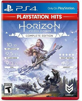 Horizon Zero Dawn Complete Edition - Sony PlayStation 4