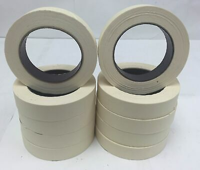 1-48 Rolls General Purpose Masking Tape Painters Case 1x60yd 34 Factory 2nds