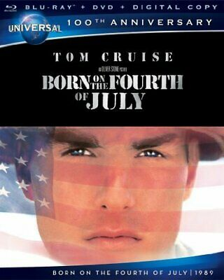 Born on the Fourth of July Blu-ray - DVD
