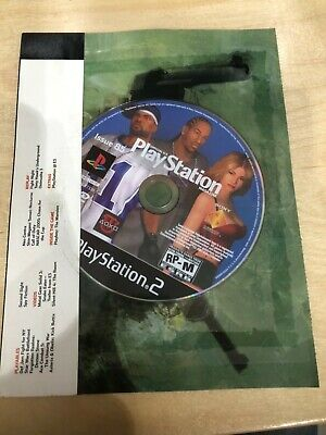 DEF JAM FIGHT FOR NY PLAYSTATION MAGAZINE DEMO DISC NUMBER 85