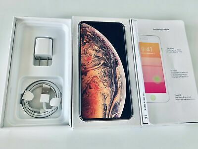 Replacement For iPhone X XS Empty Retail Box Accessories Option Manual Included