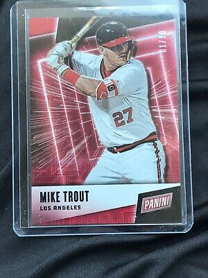 2019 Fathers Day Mike Trout 10