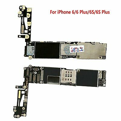 Main Motherboard Logic Board For iPhone 66S6 Plus6S Plus 16GB 64GB Unlocked