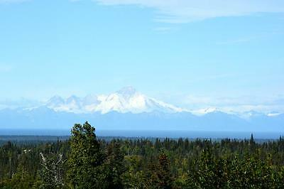 ONLY 99 DOWN FOR 5 ACRES WITH OCEAN AND MOUNTAIN VIEWS NEAR HOMER-NO QUALIFY