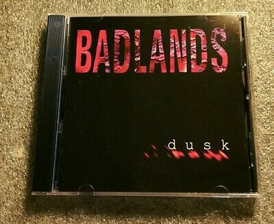 Badlands - Badlands 1989 self-titled CD - Free Fast U-S- Shipping